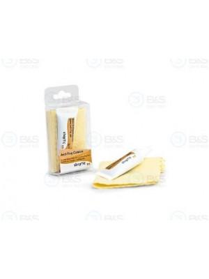 AntiFog Combo - gel proti zamlžování 5 ml + bavlněná utěrka s pouzdrem 1 ks