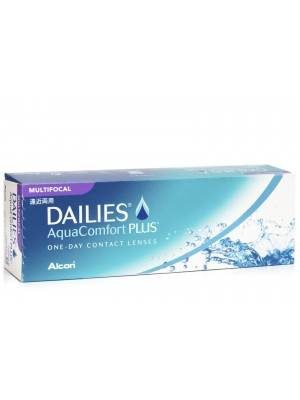 DAILIES AquaComfort Plus Multifocal (30 čoček)